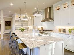 color kitchen cabinets with granite countertops granite countertops mix match with cabinetry design tips