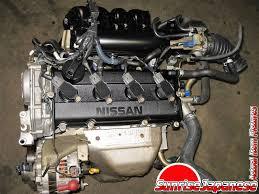 nissan altima jdm engine jdm qr20de dohc 2 0l replacement qr25de dohc 2 5l nissan