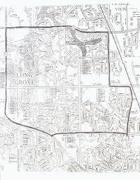 Lakeview Map Chicago by Chicago Eruv Inc