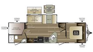 Keystone Rv Floor Plans 28 Keystone Rv Floor Plans 2014 Cougar Xlite 19rbe Floor