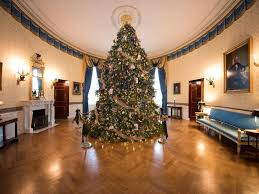 How To Decorate Your Home For Christmas Inside White House Christmas Tour 2014 White House Christmas 2014 Hgtv