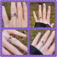 the cartel wedding band alternative engagement rings