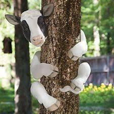 cow statue ebay