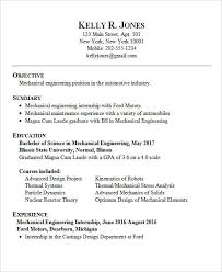 Best Engineering Resumes by 25 Best Engineering Resume Templates Free U0026 Premium Templates