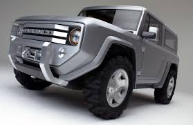 Fords New Bronco New Age Ford Bronco Coming To Life In Australia