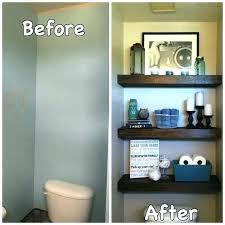 ideas to decorate a bathroom toilet decor ideas toilet decor floating shelves and bathroom update