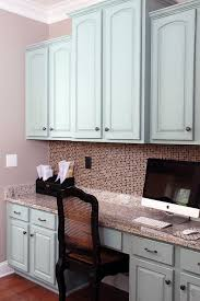 Painting Kitchen Cabinets With Annie Sloan Annie Sloan Duck Egg Blue Painted Kitchen Cabinets