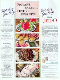 jello salads for thanksgiving weird food we used to make with jell o during the holidays