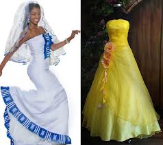 yellow wedding dress bridal fashion 14 coloured wedding dresses and their meanings