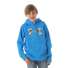 Under Armour Kids Clothes Armour Boys Rival Hoodie