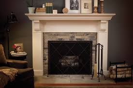 Fireplace Mantel Shelves Design Ideas by White Fireplace Mantel Shelf Decoration Ideas Information About