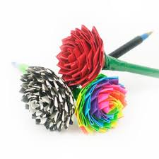 how to duck tape rose pens craft u0026 decor duck brand