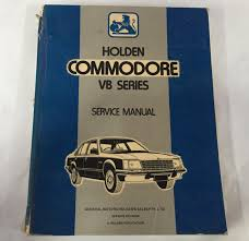 holden commodore vb service repair manual 6c sle slx 310 pack v8