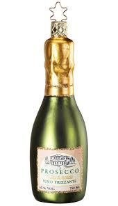 inge glas in vogue prosecco wine bottle german glass german