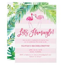 Wedding Invitations Miami Miami Invitations U0026 Announcements Zazzle