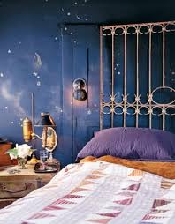 Cool Bedroom Paint Designs Blue Night Theme It Would Also Be - Paint design for bedrooms