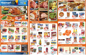 walmart thanksgiving ads and top 10 deals