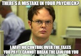 W 2 Meme - this has happened with 2 different payroll people every time i see