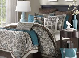 Purple Gray Turquoise And Purple by Bedding Set Amazing Grey And Turquoise Bedding Share This Page