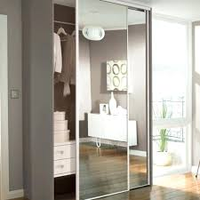 Espresso Closet Doors Sliding Mirror Closet Door Espresso Ror Matching Trim Solid