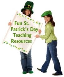 st patrick u0027s day teaching resources lesson plans for teachers