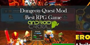 download game dungeon quest mod for android best offline rpg game dungeon quest free apk