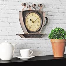 coffee themed kitchen decor wayfair