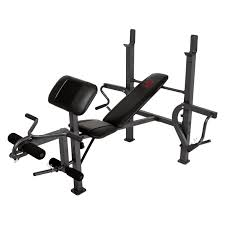marcy diamond weight bench with 100 lb weight set hayneedle