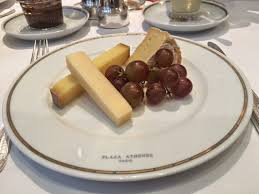 lionel richie cheese plate cheese course at the haute couture brunch alain ducasse au plaza