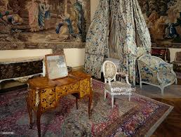 Castle Bedroom Furniture by Bedroom With French Furniture Bowes Museum Pictures Getty Images