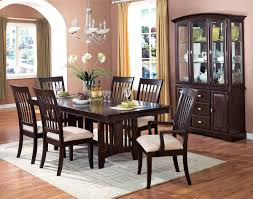 discount dining room set appealing china cabinet dinette furniture fabric dining chairs