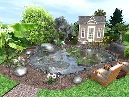 water garden design landscaping software features garden trends