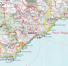 Maps Italy by Amalfi Coast Sorrento Peninsula Italy 1 50 000 Hiking Map Gps