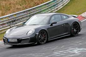 porsche targa 2018 the anti revolution porsche continues to evolve new 911 due in