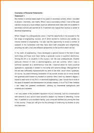 personal essay for scholarship examples personal goal statement