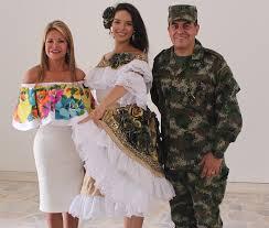 traje del sanjuanero huilense mujer y hombre para colorear traje señorita novena brigada combina el sentimiento opita con el
