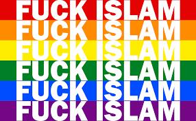 Islam Flag Wedging Gays And Muslims Poseidon Awoke Realist