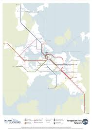 Link Light Rail Map The Map That Will Solve Auckland U0027s Broken Transport System The