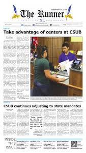 resume sles for administrative support coordinator csub extended the runner 9 14 15 by csub runner issuu