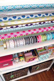 gift wrap storage ideas s plans 8 great ideas for organizing wrapping paper