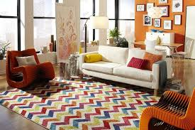 Modern Colorful Rugs 10 Modern Chevron Rug Designs For The Living Room Rilane