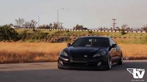 hyundai genesis stance ricky s stanced genesis coupe rotifrom wheels stance n chassis