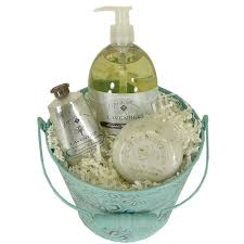 bathroom gift basket ideas soothing care gift basket soap liquid soap and