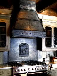 stove range hoods dragon forge colorado blacksmith custom