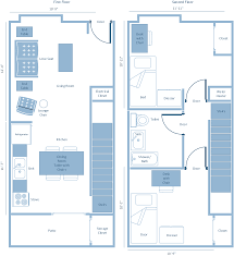Floor Plan Of A House With Dimensions Floor Plans Penn State University Park Housing