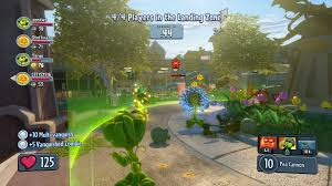 plants vs zombies garden warfare play game online images home