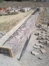 foundations for walls u0026 related elements u2026 borrowed ground
