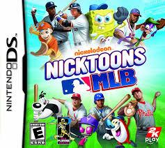 amazon com nicktoons mlb xbox 360 video games