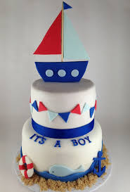 17 best nautical baby shower cakes and ideas images on pinterest