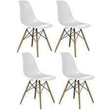 Plastic Wood Chairs P U0026n Homewares Moda Dining Chair Plastic Wood Retro Dining Chairs